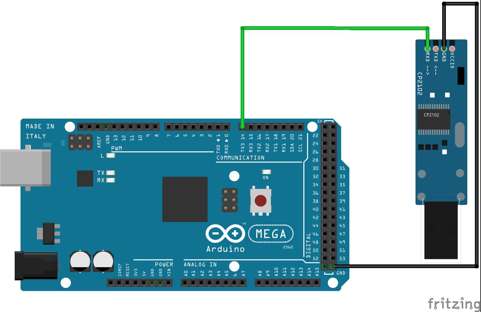 Wiring Arduino Mega - Wiring Diagram Filter